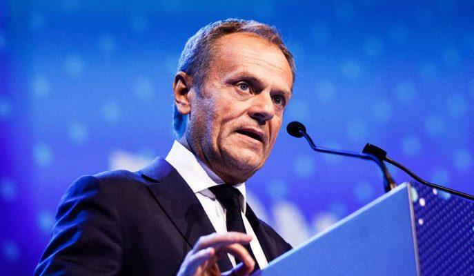 Donald Tusk: ABD Fransa'ya Dijital Vergi Yüzünden Tarife Uygularsa, Aynı Şekilde Karşılık Veririz