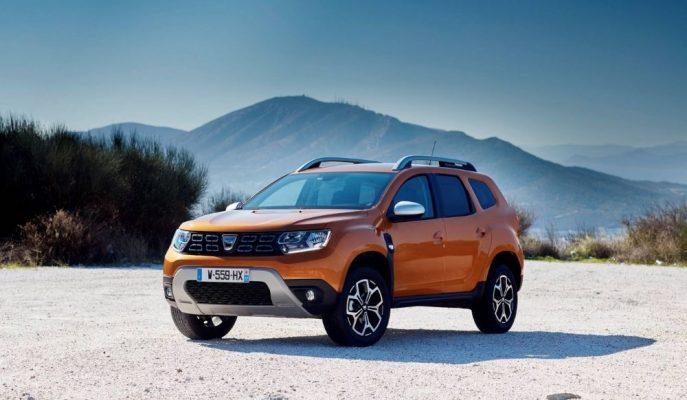 Dacia Duster'ın Giriş Seviyesine Daha Ekonomik 1.0L TCe Motor
