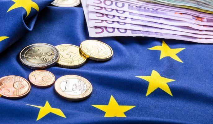 Euro Bölgesi'nin Ağustos Enflasyonu %1'de Sabit Tutularak AMB'nin Hedefinden Uzak Kaldı!