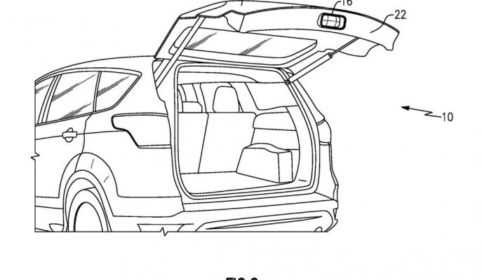"""Ford'un Doğa Severlere Düşündüğü """"Bagaj Projektörü"""""""