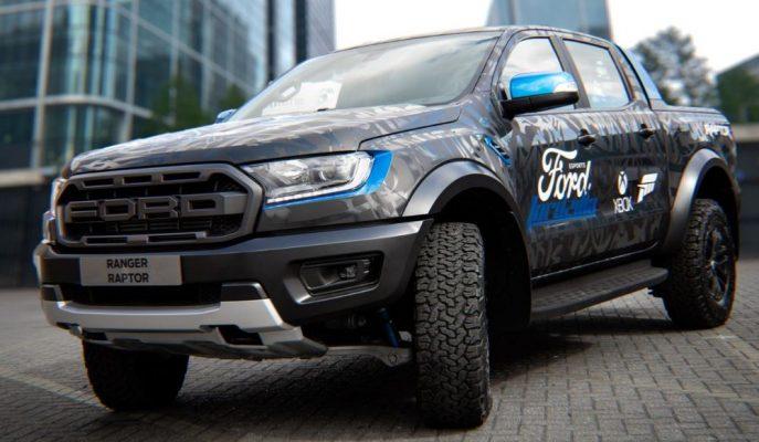 """Ford'un Dünyadaki İlk Esports Takımı """"Fordzilla"""""""