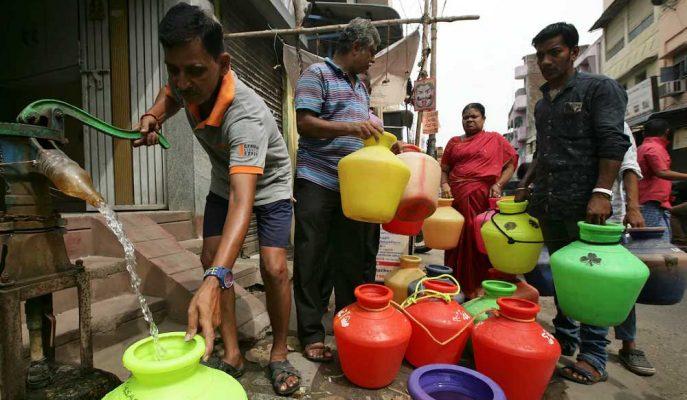 Hindistan'daki Chennai'nin Hızlı Büyümesi Su Kıtlığı ile Tehdit Altında
