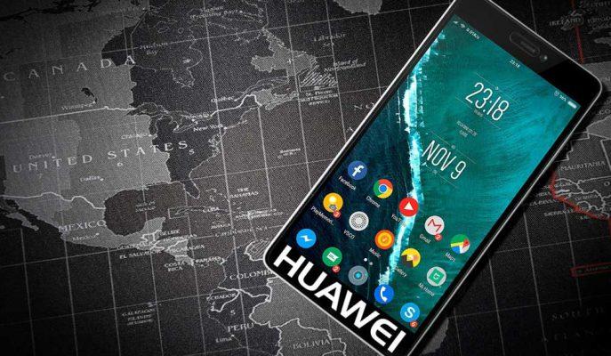Huawei Kendi Harita Uygulaması ile Bir Alanda Daha Google'ın Karşısına Çıkmaya Hazırlanıyor