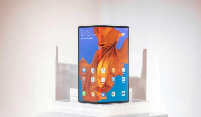 Huawei Katlanabilir Telefonu Mate X'in Çıkışını Ertelemeye Devam Ediyor