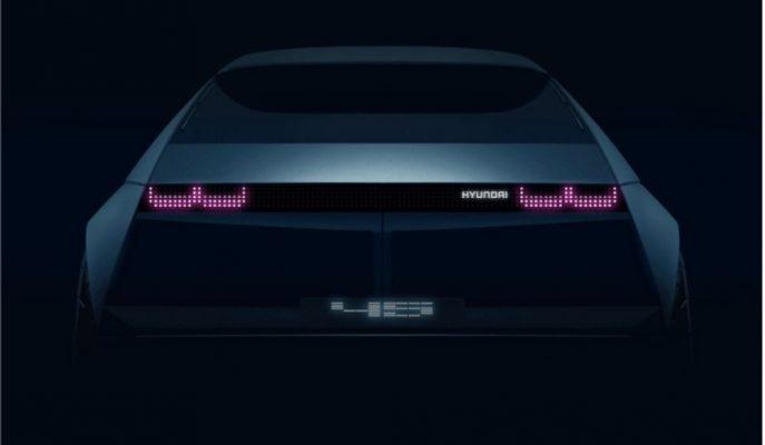 """Hyundai'nin 45 EV Konsepti Markanın """"Yapı Taşı"""" Olacak!"""