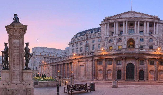İngiltere Merkez Bankası Anlaşmasız Brexit Korkularıyla Büyüme Tahminlerini Durdurdu