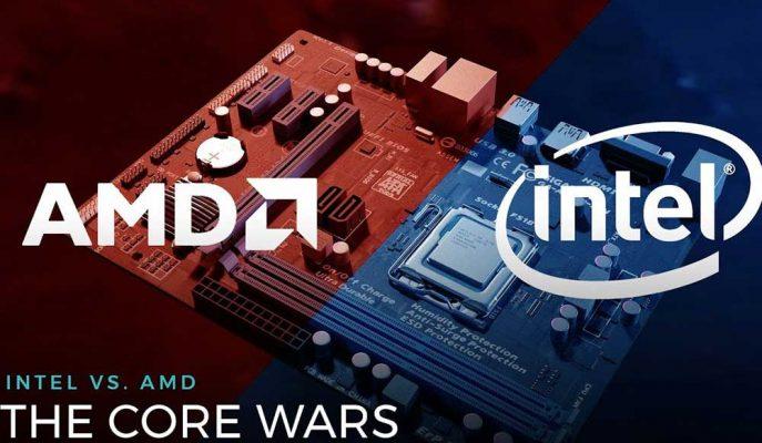 Intel Oyuncular için En İyi İşlemcilerin Kendilerine Olduğunu Söyleyerek AMD'ye Göndermede Bulundu