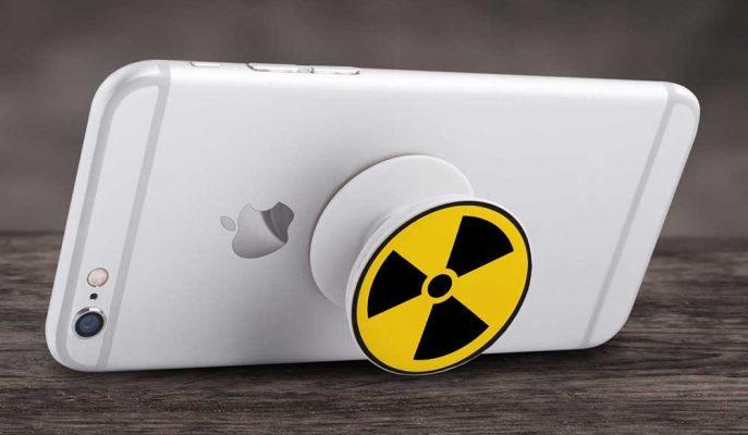 iPhone'a Yönelik Yapılan Bir Testte Olması Gerekenden Yüksek Radyasyona Rastlandı