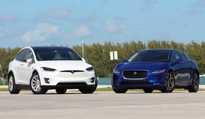 Jaguar'dan Tesla Müşterilerine Kışkırtıcı Bir Teklif Var!