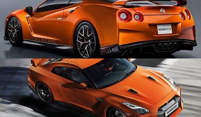 Gelecek Neslinde Nissan GT-R, Corvette Stingray İzlerini mi Takip Edecek?