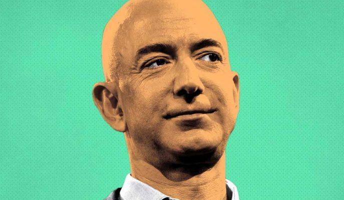 Jeff Bezos, 3 Gün İçinde 1.8 Milyar Dolarlık Amazon Hissesi Sattı!