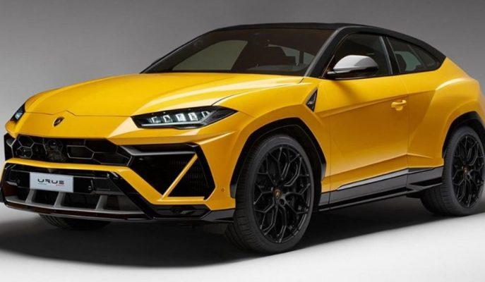 Lamborghini Urus SUV Ailesine Tek Kapılı Versiyon Katılsaydı?
