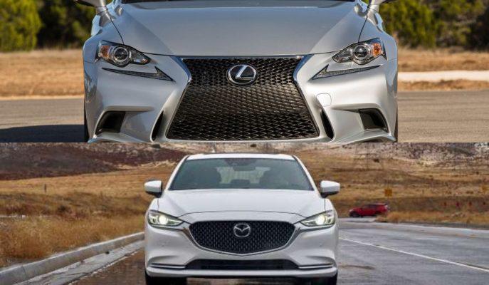Lexus, Modellerinde Mazda'nın Altı Silindirli Skyactive X Motorunu Kullanacak!