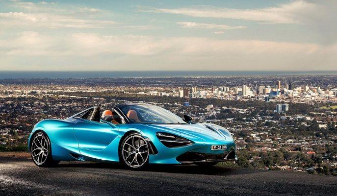 Supercars Araçların Azalan Satışlarına Karşı McLaren Alanını Genişletiyor!