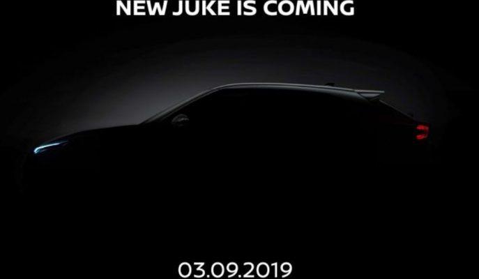 2020 Nissan Juke'ye Gelen Son Teaser Görüntüleri!