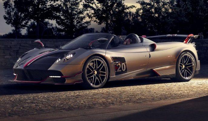 İtalyan Pagani de AMG-V12'li Bir SUV Araç Düşündüğünü Söyledi!