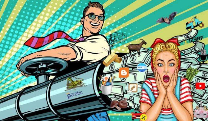 Hiç Bilinmeyen 75 Hızlı Para Kazanma Yolu (İnternetten ve Gerçek Hayattan Yöntemler)