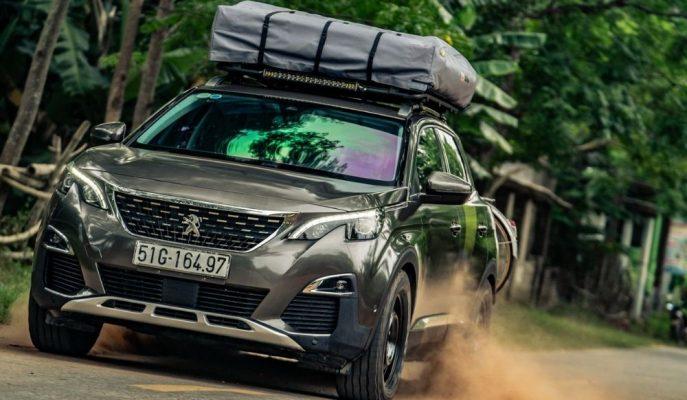 Peugeot, 3008 SUV Üzerine Tek Kullanımlık Macera Ekledi!
