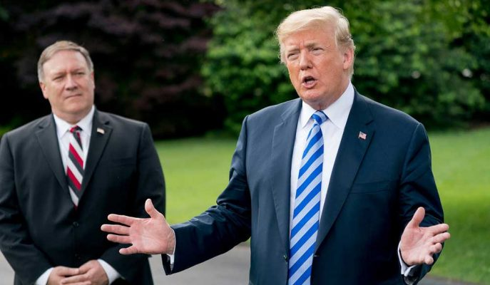 Pompeo ABD'nin Huawei Mesajı Açık Derken Trump Farklı Konuşuyor