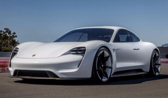 """Porsche,  Taycan'ın Heyecan Verici """"Overboost"""" Versiyonundan Söz Etti!"""
