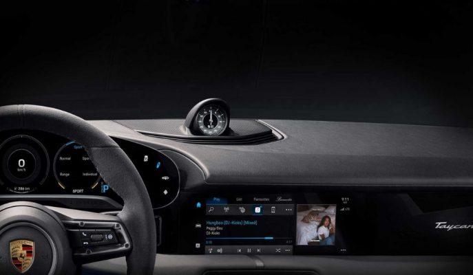 Porsche Taycan'ın Apple CarPlay Entegrasyonu En Üst Düzeyde!
