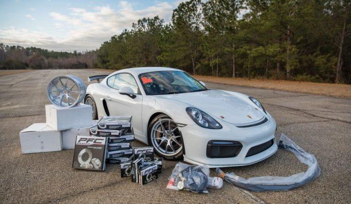 Porsche'nin Marka Koruma Ekibi Çin'e Savaş Açtı!