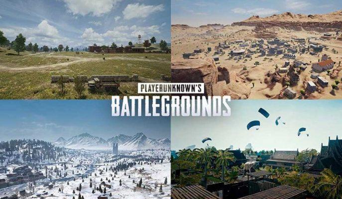 PUBG Oyuncuların Harita Seçimini Ortadan Kaldırmayı Düşünüyor