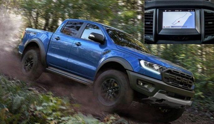 Ford Ranger Raptor Karışık Arazilerde Yön Bulmayı Kolaylaştırıyor!