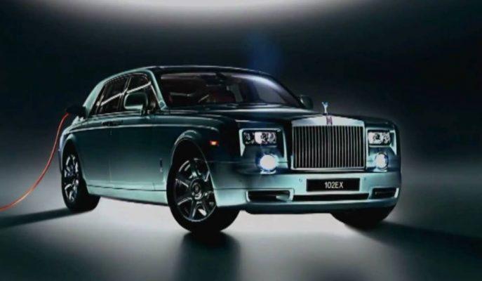 Rolls Royce Hibrit Araç Dönemine Dahil Olmayacak!