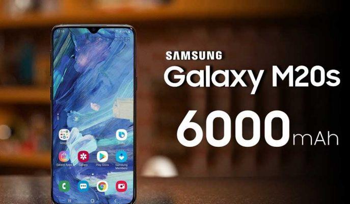 Samsung'un Piyasaya Sunacağı Galaxy M20s Bataryası ile Çok Konuşulacak