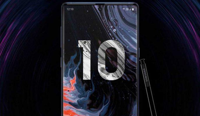 Samsung'un Yeni Amiral Gemisi Galaxy Note 10 Serisinin Satış Süreci Başladı