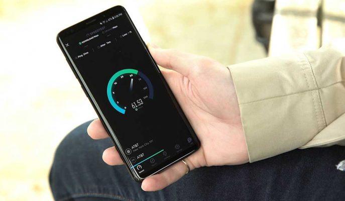 Samsung İnternet Bağlantı Hızı ile Apple ve Huawei'yi Geride Bıraktı