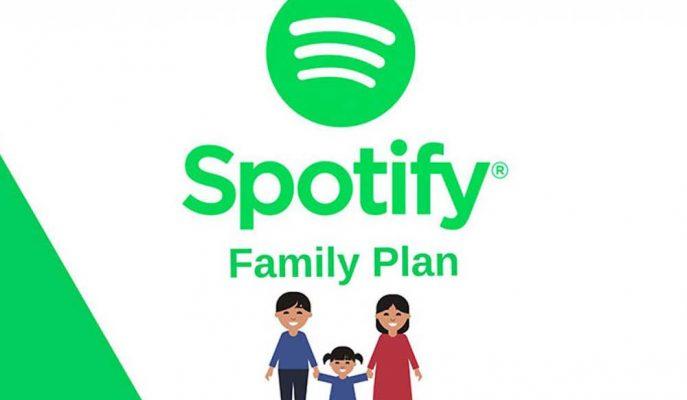 Spotify Aile Paketi için Ebeveyn Uygulamasını Kullanıma Sunuyor