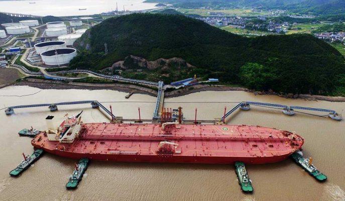 Suudi Arabistan, Çin ve ABD'ye Petrol İhracatını Önemli Ölçüde Değiştiriyor