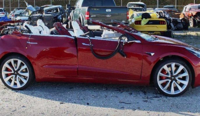 Ölümcül Tesla Model 3 Kazasının Garip Oto Pilot Raporu!