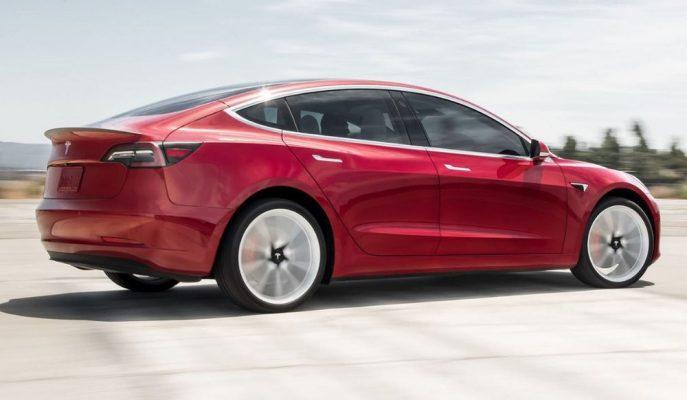 100 Adet Tesla Model 3'ün Siparişi Kiralama Şirketi Tarafından İptal Edildi!