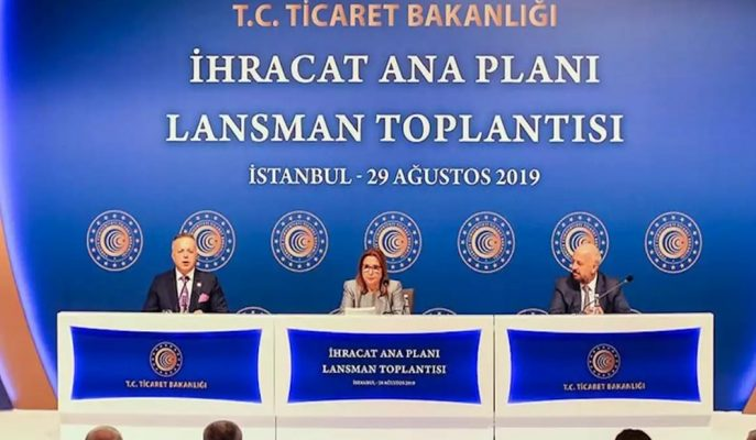 Ticaret Bakanı Ruhsar Pekcan İhracat Ana Planı'nın Detaylarını Paylaştı