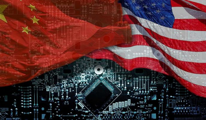 Ticaret Savaşlarından Etkilenen Teknoloji Şirketlerinin Başında Apple Geliyor