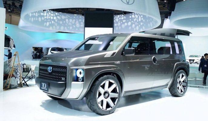 Toyota'nın Tj Cruiser Aracının Üretimi Başlıyor!