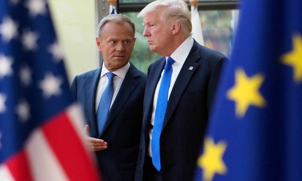 Trumpın Bir Sonraki Ticaret Saldırısının Açık Hedefi