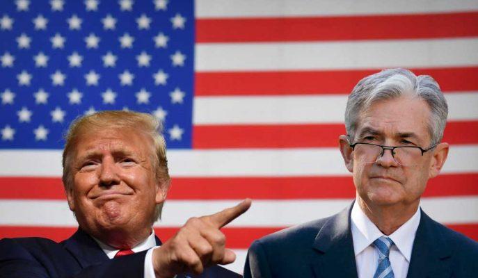 Trump: Ekonomimizin Tek Sorunu FED ve Powell