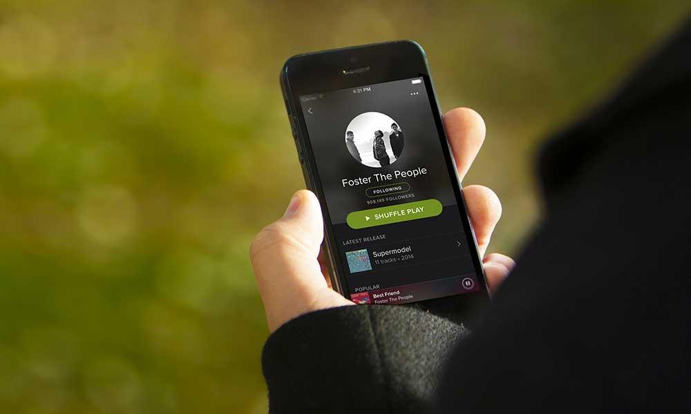 Spotify Pakete