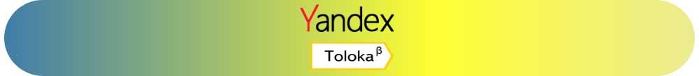 Yandex Toloka ile Görevleri Yerine Getirin