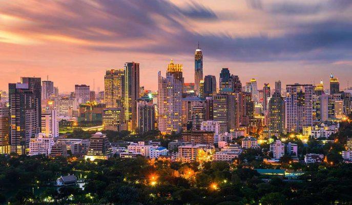 Yatırımcılar Ticaret Savaşı Derinleştikçe Tayland'a Odaklanıyor
