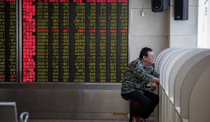Yatırımcıların Yeniden ABD Hazine Bonosuna Odaklanmaları Asya Piyasalarını Düşürdü