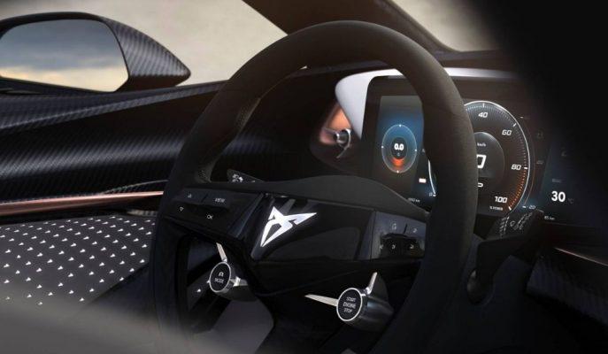 Cupra'nın Elektrikli Performans SUV'u 2 Eylül'de Çevrimiçi Olarak Tanıtılacak!