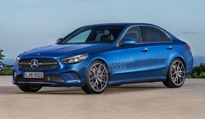 Yeni Nesil Mercedes C Serisi'ne Gelen En Güzel Tasarım Yorumu!