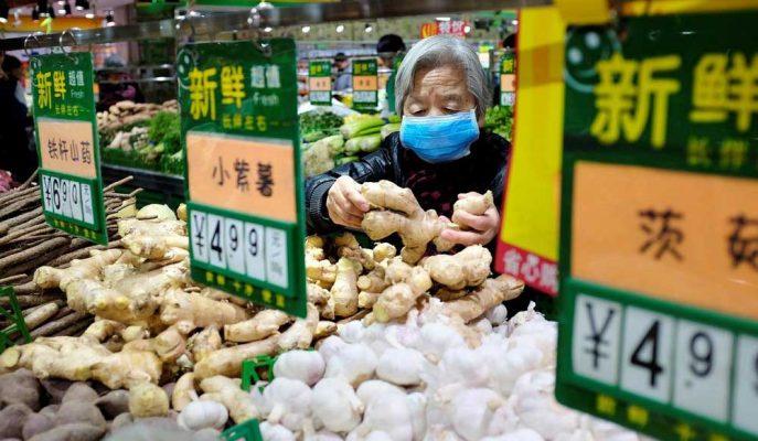 Yuanın Referans Değeri 7,0136 Olurken, Gıda Enflasyon %9,1 Arttı