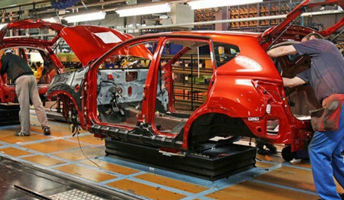 AB Pazarındaki Daralma Türkiye'nin Otomotiv Üretimini Yılın 8 Ayında %11 Azalttı