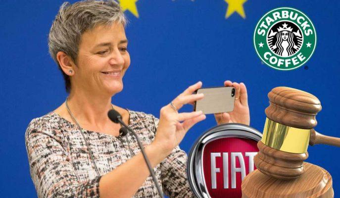 AB ile Vergi Cezası Mücadelesinde Starbucks Kazanırken Fiat Kaybetti